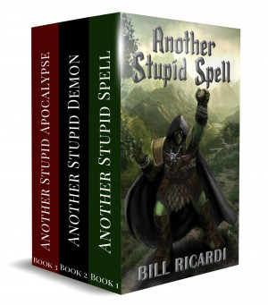 Another Stupid Trilogy by Bill Ricardi from PublishDrive Inc in General Novel category
