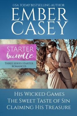 Ember Casey Starter Bundle by Ember Casey from PublishDrive Inc in Romance category