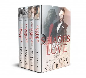 Shades of Love by Cristiane Serruya from PublishDrive Inc in General Novel category