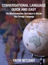 Conversational Languages by Yatir Nitzany from  in  category