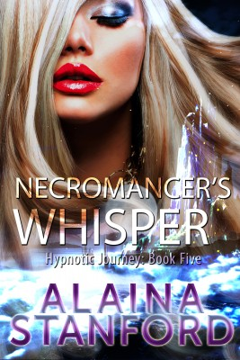 Necromancer's Whisper by Alaina Stanford from PublishDrive Inc in General Novel category