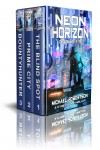 Neon Horizon - Books 1 - 3 Box Set