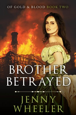 Brother Betrayed by Jenny Wheeler from PublishDrive Inc in General Novel category