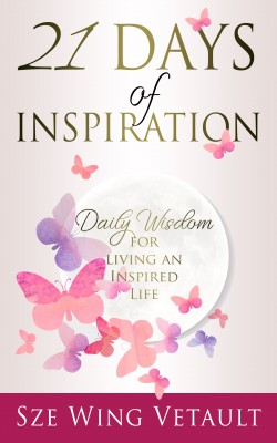 21 Days of Inspiration