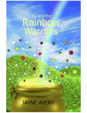 TG and the Rainbow Warriors by Jayne Avery from PublishDrive Inc in General Novel category