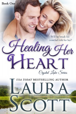 Healing Her Heart by Laura Scott from  in  category