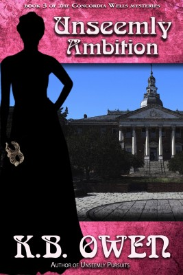Unseemly Ambition by NURUL SYAHIDA, NURINA FEEZA, QASEH HUSNA from Publish Drive (Content 2 Connect Kft.) in General Novel category