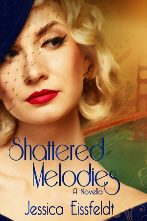 Shattered Melodies by Jessica Eissfeldt from PublishDrive Inc in General Novel category