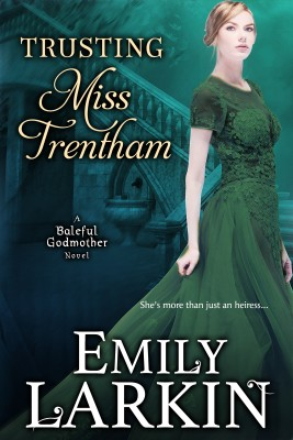 Trusting Miss Trentham by Emily Larkin from  in  category