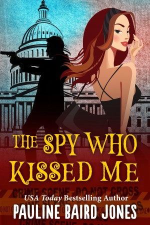 The Spy Who Kissed Me by Pauline Baird Jones from PublishDrive Inc in General Novel category