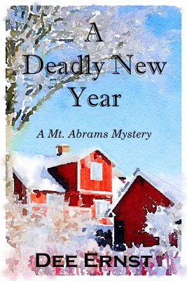 A Deadly New Year by Dee Ernst from Publish Drive (Content 2 Connect Kft.) in General Novel category