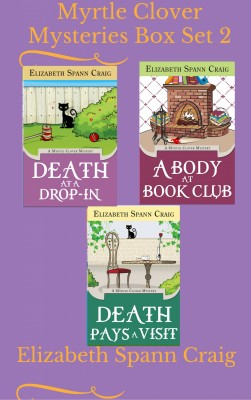 Myrtle Clover Mysteries Box Set 2 by Elizabeth Spann Craig from PublishDrive Inc in General Novel category