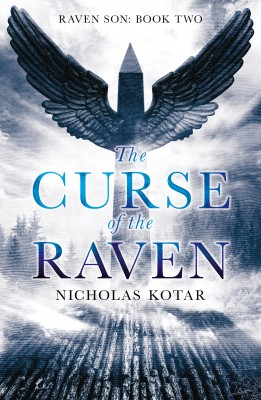 The Curse of the Raven by Nicholas Kotar from PublishDrive Inc in General Novel category