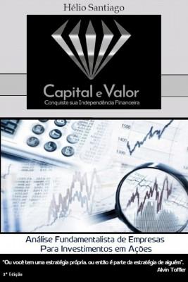 Análise Fundamentalista de Empresas para Investimento em Ações by Hélio Santiago from PublishDrive Inc in Business & Management category