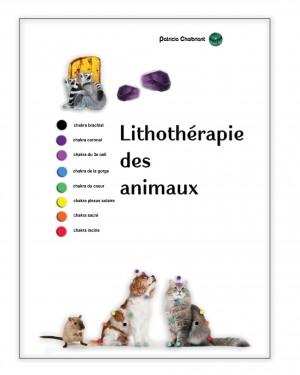 Lithothérapie des animaux