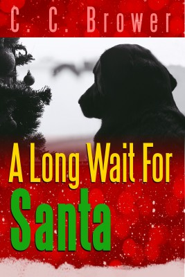 A Long Wait for Santa by C. C. Brower from Publish Drive (Content 2 Connect Kft.) in General Novel category