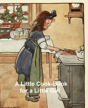 A Little Cook-Book for a Little Girl by Caroline French Benton from PublishDrive Inc in Recipe & Cooking category