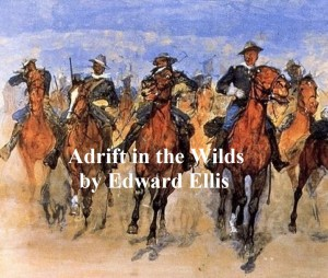 Adrift in the Wilds, Or the Adventures of Two Shipwrecked Boys by Edward Ellis from PublishDrive Inc in Classics category