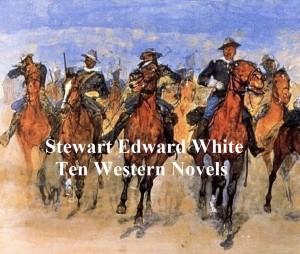 Stewart Edward White: Ten Novels by Stewart Edward White from PublishDrive Inc in General Novel category