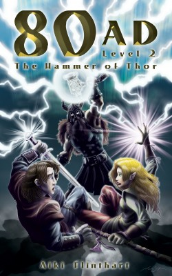 80AD The Hammer of Thor (Bk 2)