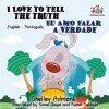 I Love to Tell the Truth Eu Amo Falar a Verdade by KidKiddos Books from  in  category