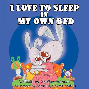 I Love to Sleep in My Own Bed by KidKiddos Books from PublishDrive Inc in Teen Novel category