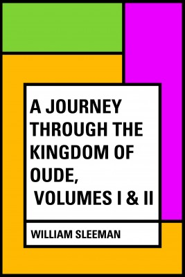 A Journey through the Kingdom of Oude, Volumes I & II by William Sleeman from PublishDrive Inc in General Academics category