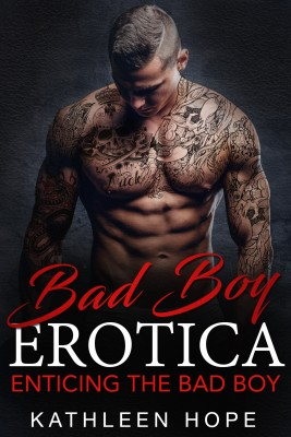 Enticing the Bad Boy by Kathleen Hope from PublishDrive Inc in General Novel category