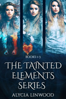 The Tainted Elements Series: Books 1-3 by Alycia Linwood from PublishDrive Inc in General Novel category
