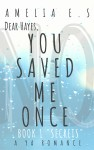 You Saved Me Once by Amelia E. S. from  in  category