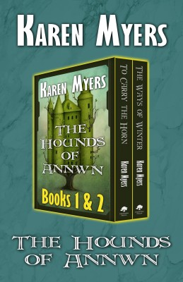 The Hounds of Annwn (1-2) by Karen Myers from PublishDrive Inc in General Novel category