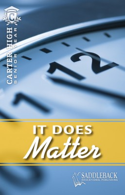 It Does Matter by Eleanor Robins from PublishDrive Inc in General Novel category