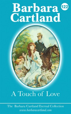 A Touch Of Love by Barbara Cartland from PublishDrive Inc in General Novel category