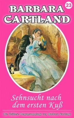 Sehnsucht nach dem ersten KuB by Barbara Cartland from PublishDrive Inc in General Novel category