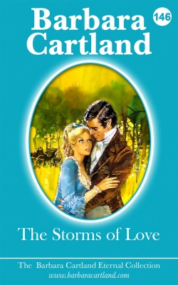 The Storms Of Love by Barbara Cartland from PublishDrive Inc in General Novel category