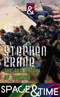 The Red Badge of Courage by Stephen Crane from PublishDrive Inc in Classics category