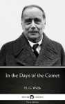In the Days of the Comet by H. G. Wells (Illustrated) by H. G. Wells from  in  category