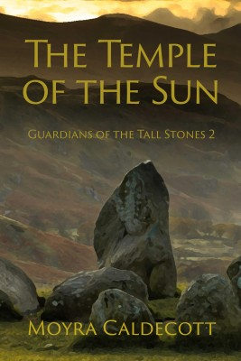 The Temple of the Sun by Moyra Caldecott from PublishDrive Inc in History category