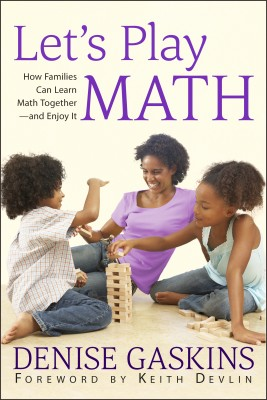 Let's Play Math by Denise Gaskins from PublishDrive Inc in General Novel category