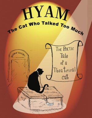 Hyam - The cat who talked too much by Pamela Douglas from PublishDrive Inc in Teen Novel category