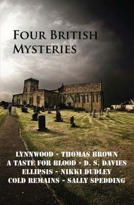 Four British Mysteries by Sally Spedding from PublishDrive Inc in General Novel category