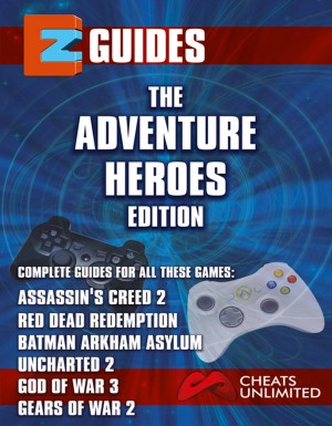 The Adventure Heroes by Cristina Rebiere from Publish Drive (Content 2 Connect Kft.) in General Novel category