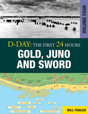 D-Day: Gold, Juno and Sword by Will Fowler from PublishDrive Inc in History category