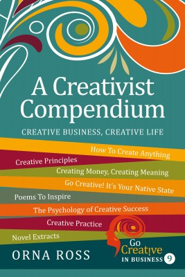 A Creativist Compendium by Orna Ross from PublishDrive Inc in General Novel category