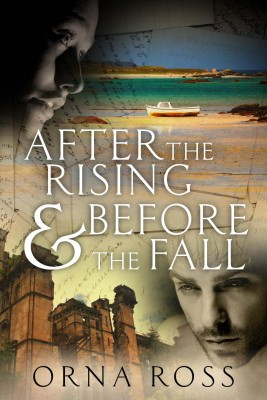 After the Rising & Before the Fall by Orna Ross from PublishDrive Inc in General Novel category