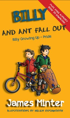 Billy And Ant Fall Out by James Minter from PublishDrive Inc in Teen Novel category