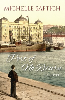 Port of No Return by Michelle Saftich from PublishDrive Inc in General Novel category