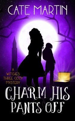 Charm His Pants Off by Cate Martin from PublishDrive Inc in General Novel category