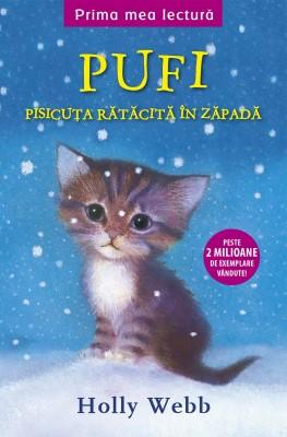 Pufi. Pisicuța rătăcită în zăpadă by Holly Webb from PublishDrive Inc in Teen Novel category