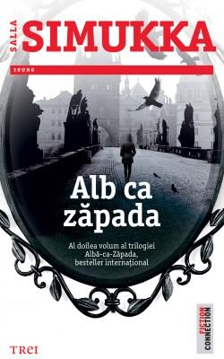 Alb ca z?pada. Al doilea volum al trilogiei Alb?-ca-Z?pada by  Salla Simukka from PublishDrive Inc in Teen Novel category